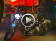 Conoce la Moto de Logan (Tributo a Lobezno) construida en España
