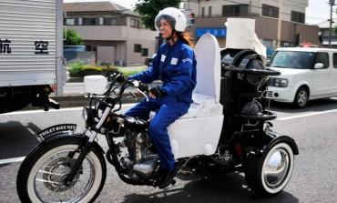 Toilet Bike... la Motoinodoro