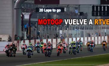 El Mundial de MotoGP 2017 en RTVE... Teledeporte emitirá resúmenes de cada carrera