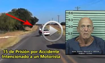 Condenado a 15 años de prisión por accidente intencionado a una pareja de motoristas