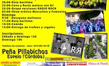 XI Concentración Peña Motera Pillabichos 2018