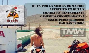 Ruta Mototurística MotoClub El Foro 2017