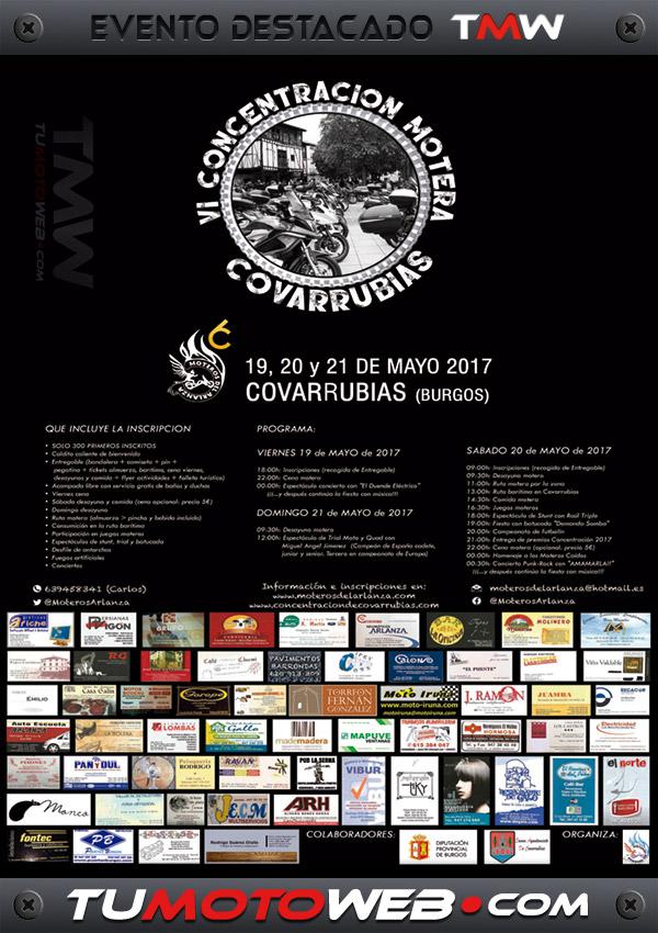 cartel-moteros-del-arlanza-mayo-2017