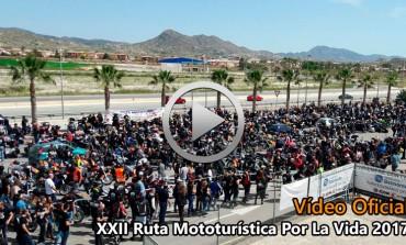 Vídeos XXII Ruta Mototurística Por La Vida 2017