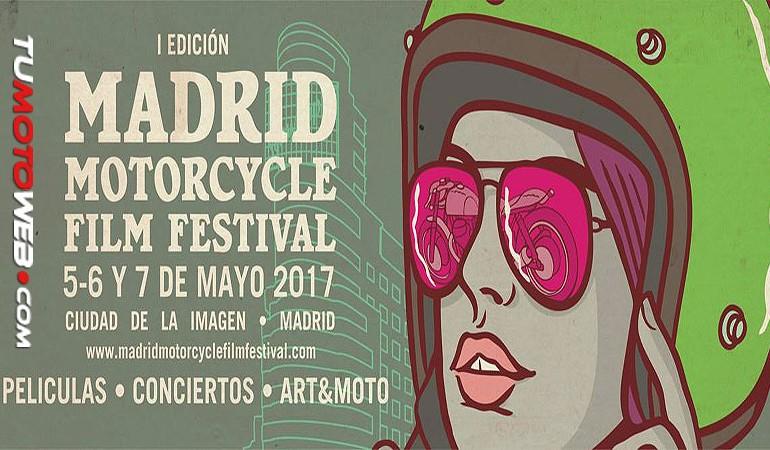El Cine y las Motos en Madrid Motorcycle Film Festival 2017