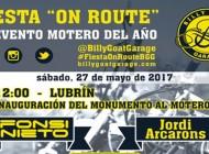 Propuesta plan motero para el 27 de Mayo 2017: Fiesta On Route BGG