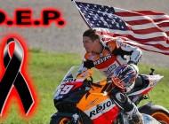 Fallece el piloto estadounidense Nicky Hayden tras cinco días hospitalizado