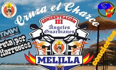 Ven a Melilla, CRUZA EL CHARCO..!!