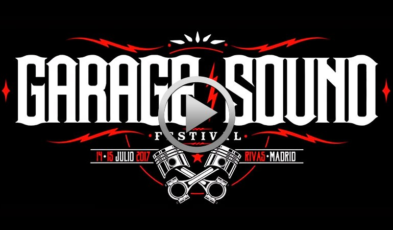 VIDEO PROMO – Garage Sound Festival 2017