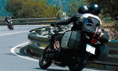 Un motorista olvida a su mujer en un descanso y se da cuenta 40 kilómetros después