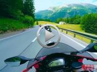 Honda CBR1000RR Fireblade, por los Alpes italianos con algo de lluvia