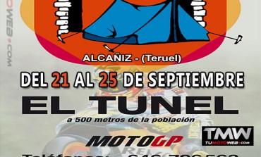 Acampada El Túnel - MotoGP Motorland Aragón 2017