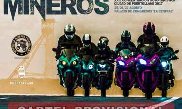 XXIII Concentración Mototurística Mineros 2017