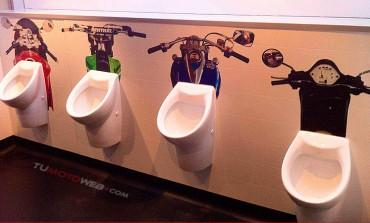 WC para Motoristas