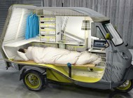 Increible Mini-Motocaravana