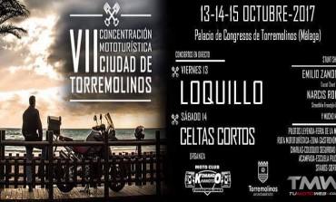 Torremolinos congregará unas 15.000 personas durante la VII Concentración Mototurística