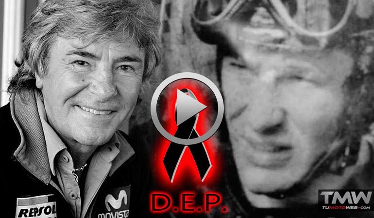 Distintos vídeos en Memoria de nuestro Campeonísimo Ángel Nieto