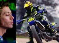 Valentino Rossi se fractura la tibia y peroné practicando enduro en su Rancho de Tavullia