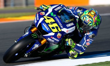 Valentino Rossi estará en el GP Aragón y se probará en los libres del viernes