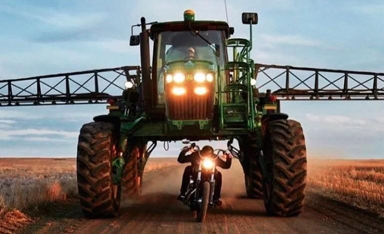 Rozando otros límites en moto