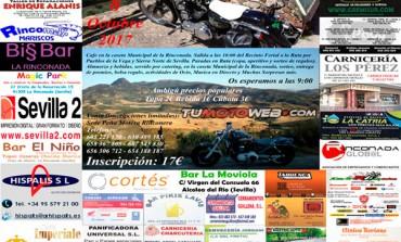 XXIII Ruta Mototurística Sierra Norte 2017