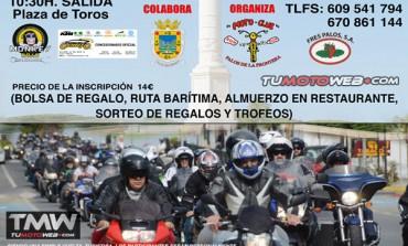 XXIV Vuelta Mototurística Lugares Colombinos 2017