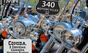 XI Aniversario Ruta 340 Motorcycles 2017