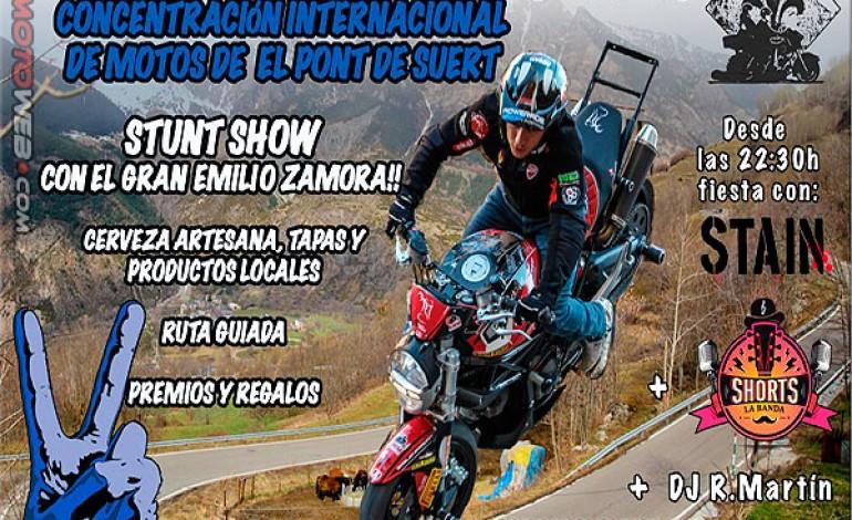 Concentración Internacional de Motos Pont de Suert 2017
