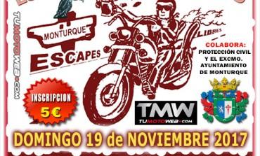 XIII Reunión Motera Escapes Libres 2017