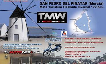 VI Vuelta Invernal al Mar Menor 2017