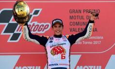 Marc Márquez gana su cuarto Mundial de MotoGP
