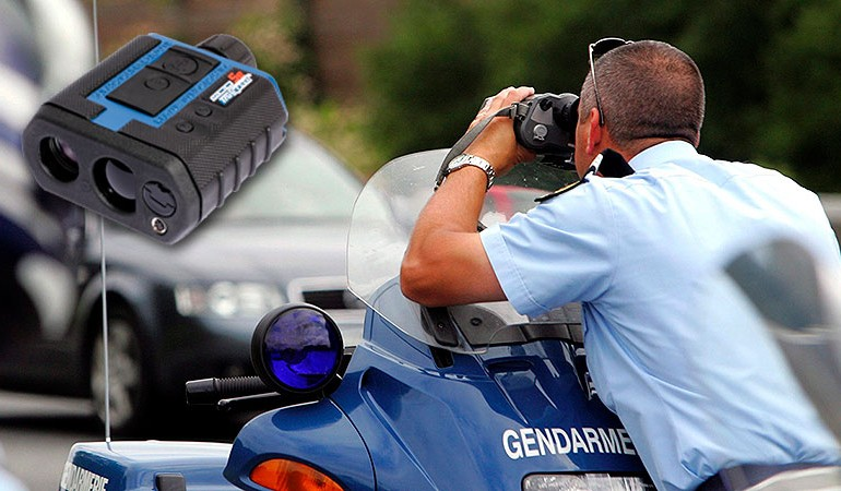 TruSpeed SE, el nuevo radar de bolsillo