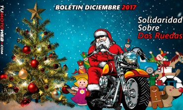 BOLETÍN DICIEMBRE 2017 - Eventos Moteros Solidarios / Concentraciones Invernales
