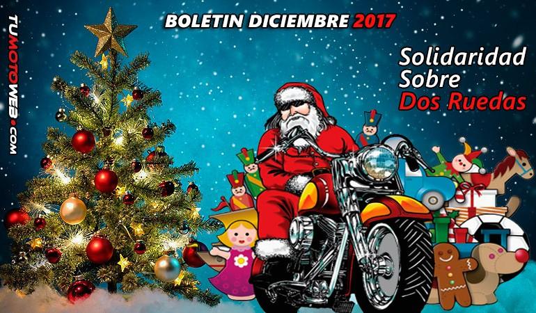 BOLETÍN DICIEMBRE 2017 – Eventos Moteros Solidarios / Concentraciones Invernales