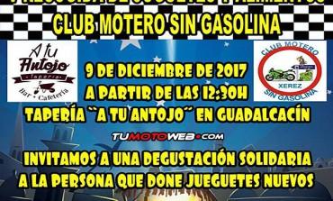 V Recogida de Juguetes y Alimentos Club Motero Sin Gasolina 2017