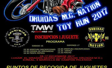 VI Toy Run Druidas MC 2017