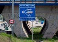 Los 25 radares fijos de la DGT que más multan