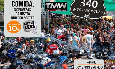 XX Motoalmuerzo Ruta 340 Motorcycles 2018