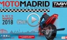 Vídeo promocional MOTOMADRID 2018