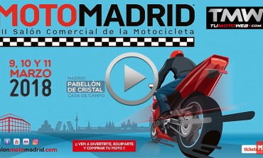 VIDEO PROMO - MOTOMADRID 2018