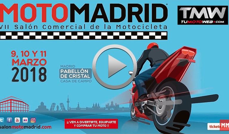 VIDEO PROMO – MOTOMADRID 2018