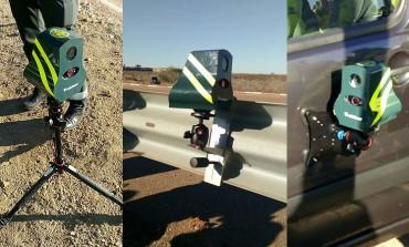 DGT | Los nuevos radares Velolaser, pequeños y casi indetectables