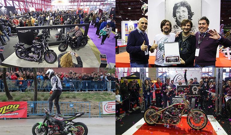 Cerca de 40.000 apasionados de las motos confiaron en MotoMadrid 2018