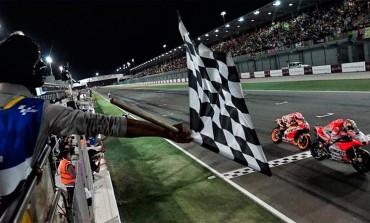 MotoGP 2018 | GP de Qatar | Dovizioso, primer líder del Mundial tras ganar en Qatar