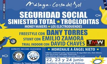 I Concentración Motera Internacional Málaga-Costa del Sol - MOTOMORAGA 2018