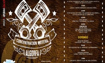 II Concentración Motera Algorfa 2018