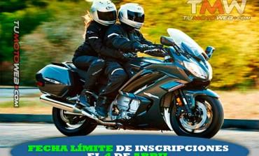 I Encuentro Motero Yamaha FJR-1300 2018