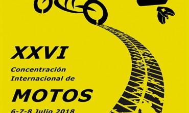 XXVI Concentración Internacional de Motos Lago de Sanabria 2018