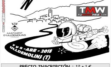 XXIII Reunión Motera Solidaria AMOTOnamiento 2018