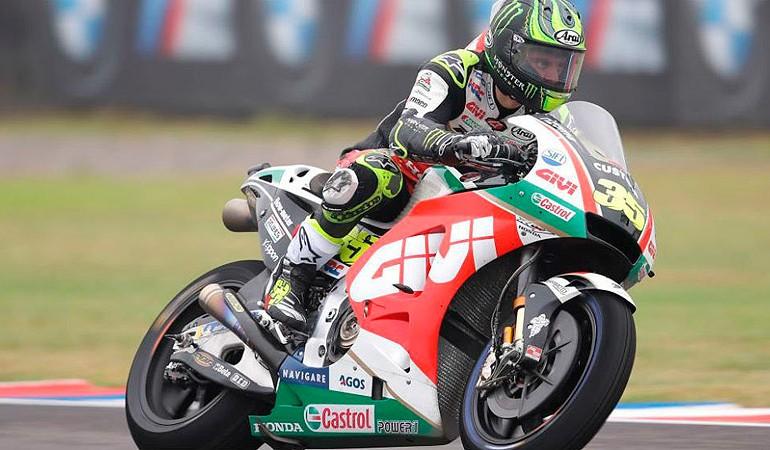 MotoGP 2018 | GP de Argentina | Crutchlow se impone en una carrera de locura para Márquez